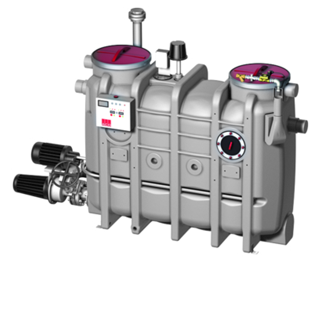 ACO separators for full disposal