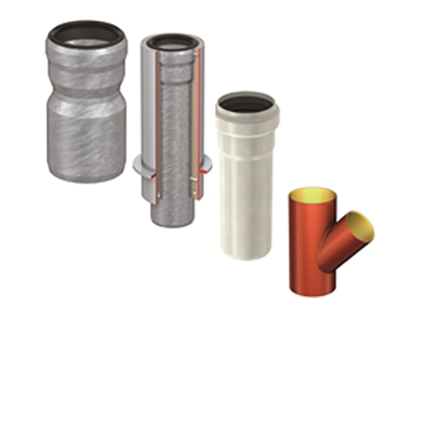 ACO Drainpipes and fittings