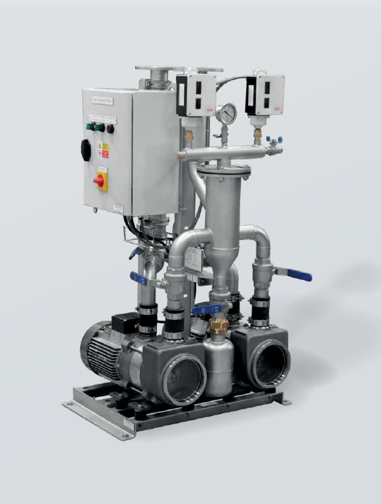 ACO PowerVAC - Vacuum generation unit